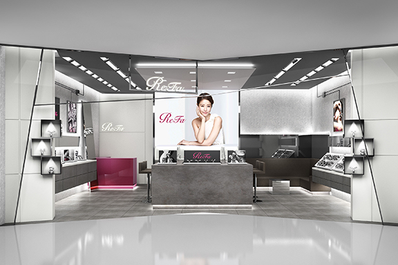 First ReFa Shop Opens in China!