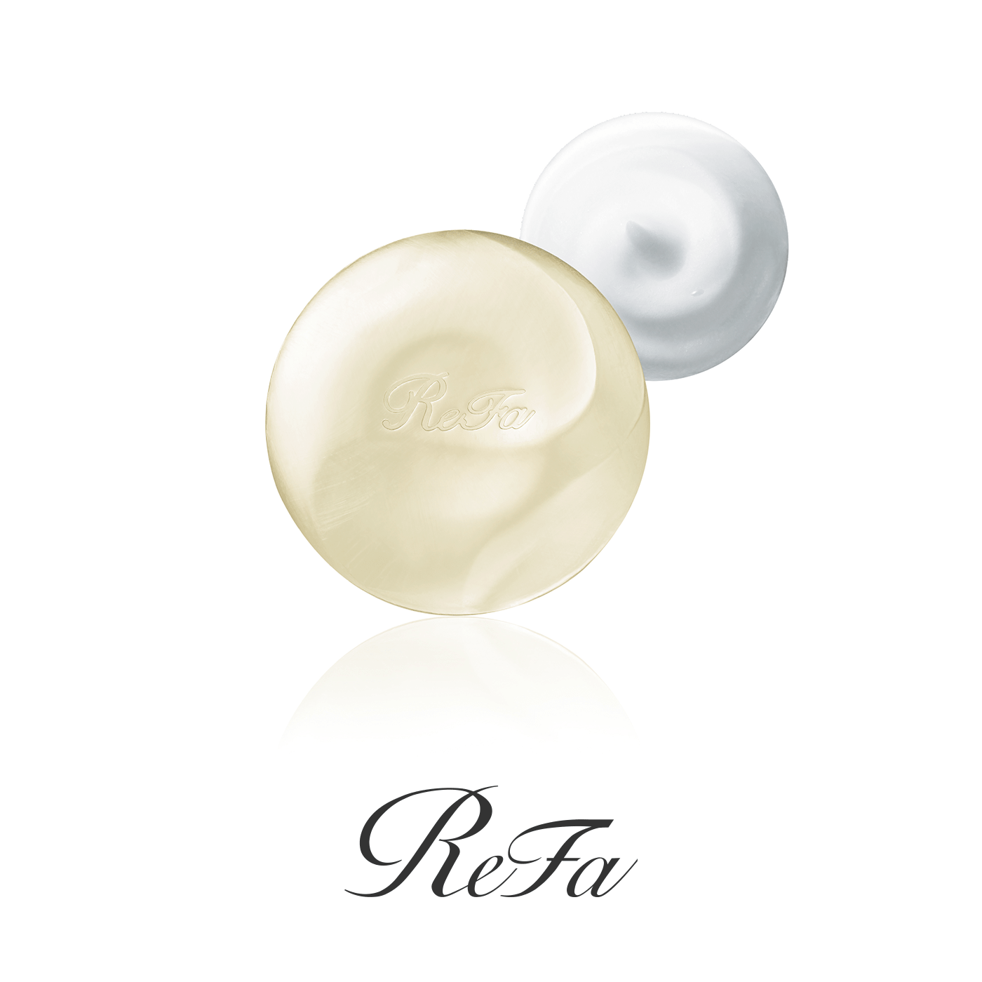 Enjoy being luxuriously wrapped in comfort. <br/>Introducing ReFa EXPRESSION ENRICH SOAP that moistens the skin with every wash.