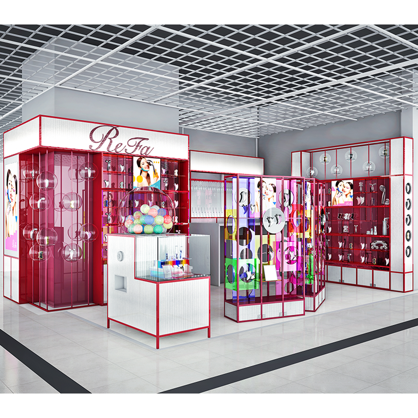ReFa opens its first shop-within-a-shop at electronics retail store BIC CAMERA YURAKUCHO
